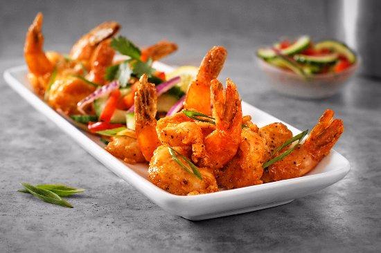 Newington, CT : Spicy Shrimp