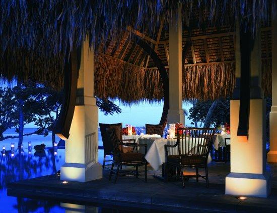 The Oberoi, Mauritius: Restaurant