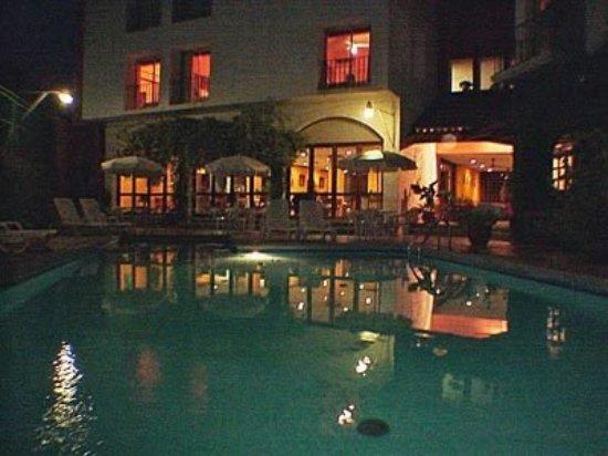 Gran Hotel Huatulco: Night's view