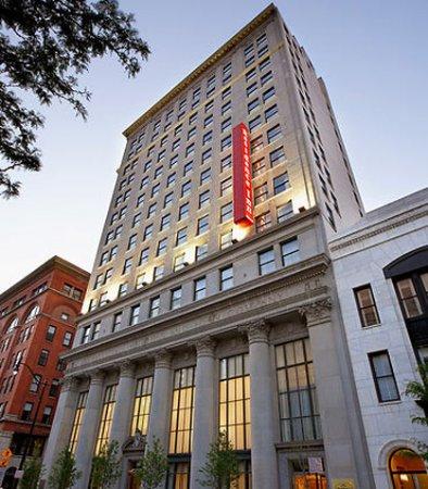 Residence Inn Columbus Downtown: Exterior