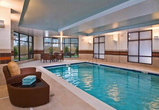 Newport News, VA: Indoor Pool