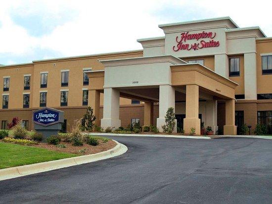 Exterior Picture Of Hampton Inn Suites Opelika Opelika Tripadvisor