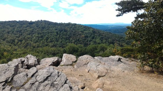 Bluemont, Virginie : Raven Rocks