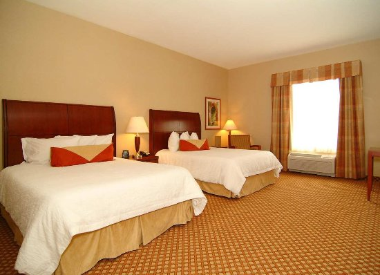 Hilton Garden Inn Casper : 2 Queens Handicap Room
