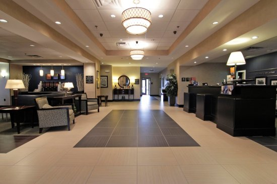Mount Juliet, TN: Front Desk Area