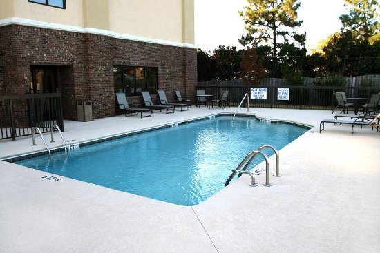 Hampton Inn Columbia I-20 / Clemson Road: Pool
