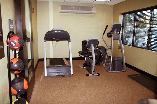 Hampton Inn Columbia I-20 / Clemson Road: Fitness Room