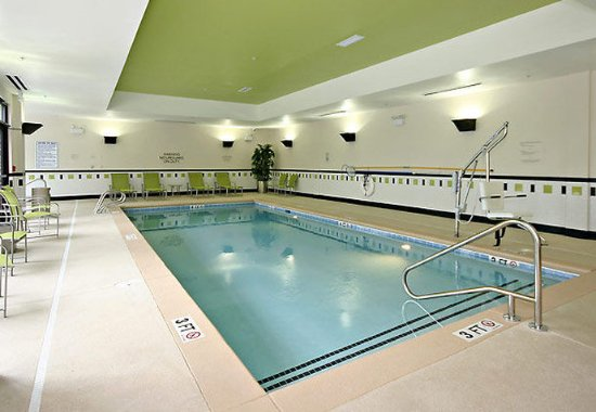 Elkin, Carolina del Norte: Indoor Pool