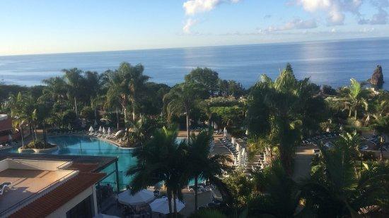 بورتو ماري هوتل: View from balcony - superior room. 😎