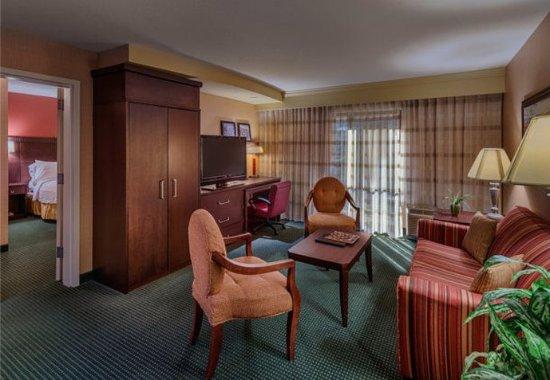 Carson City, نيفادا: King Suite Living Area