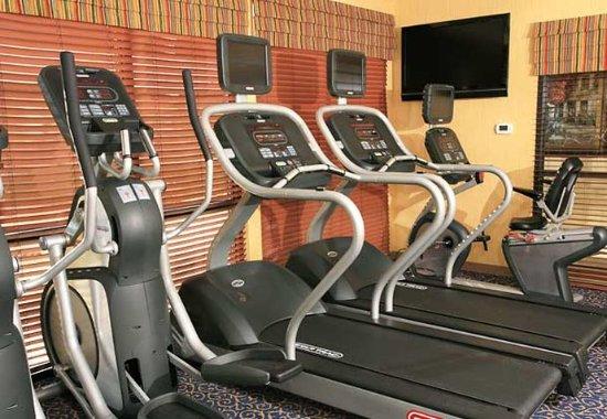 Carson City, NV: Fitness Room