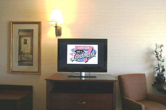 West Bend, WI: Flat Screen TV