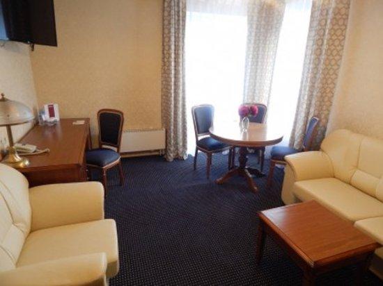 Oktyabrskaya Hotel: Suite Premier