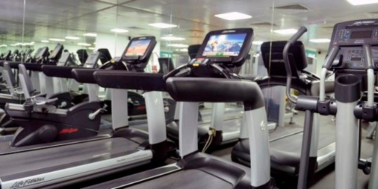 Mirfa, Emirati Arabi Uniti: Health Club