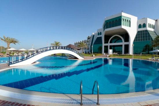 Mirfa, Emiratos Árabes Unidos: Swimming Pool