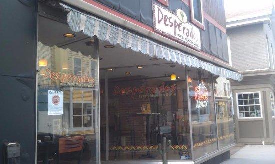 Desperados Fresh Mexican Grll North Adams Menu Prices Restaurant Reviews Tripadvisor