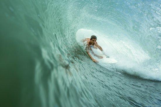 Miramar Surf Camp: Surfing Salinas Grandes