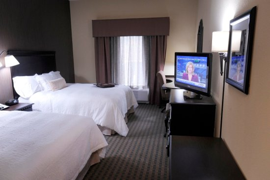 Glen Mills, PA: Double Queen Room