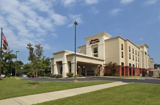Hampton Inn & Suites Alexandria