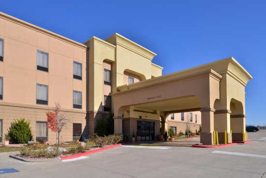 Hampton Inn Kansas City/near Worlds of Fun