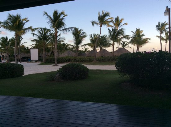 Sanctuary Cap Cana by AlSol: View from our villa deck