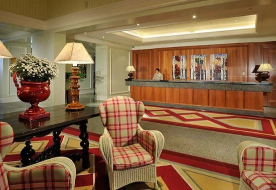 JW Marriott The Rosseau Muskoka Resort & Spa: Lobby