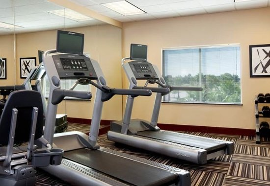 Pearland, تكساس: Fitness Center