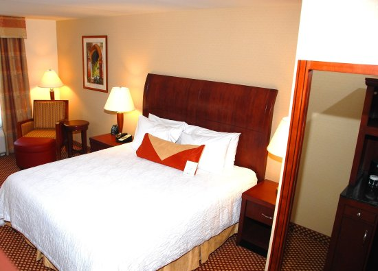 Hilton Garden Inn Riverhead: King Evolution Room