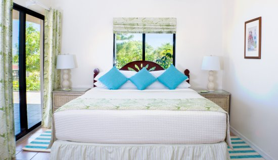 The Mount Nevis Hotel: Green Queen Master