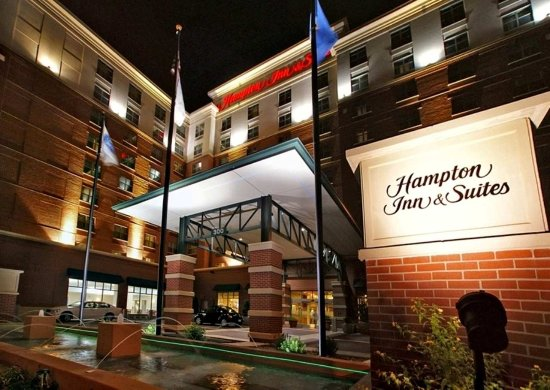 Hampton Inn & Suites Oklahoma City / Bricktown