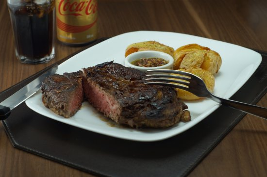 Jaboticabal: Prato do Cena 1 Steak House