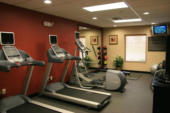 Alexandria, MN: Fitness Center