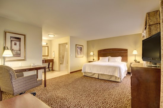 Alexandria, MN: King Suite