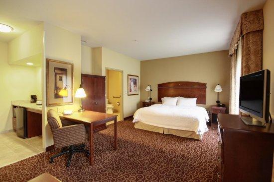Alexandria, MN: King Suite ADA