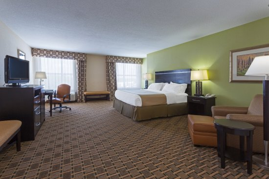 Statesboro, GA: Spacious King Leisure Guest Room
