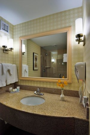 Lake Forest, IL: Guest Bathroom