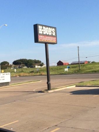 Brenham, TX: K Bob's Steak House