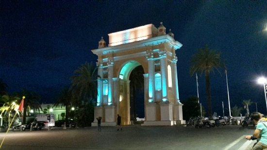 Arco della Regina Margherita