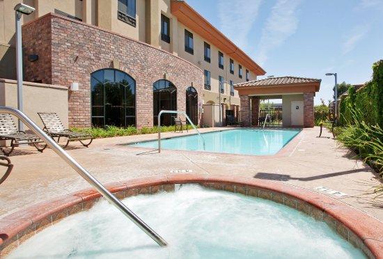 Atascadero, كاليفورنيا: Swimming Pool