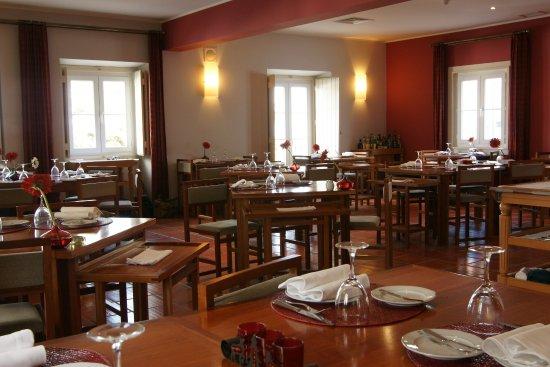 Pousada de Ourem - Fatima Historic Hotel: Restaurant