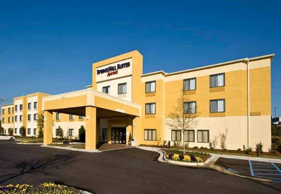 SpringHill Suites Columbus: Entrance