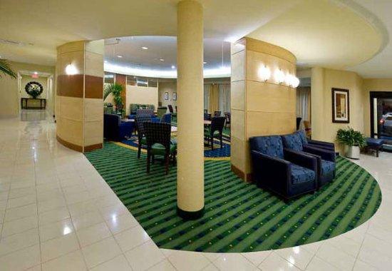 SpringHill Suites Columbus: Lobby