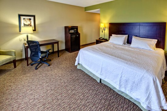 Hampton Inn Crossville: Standard King Room