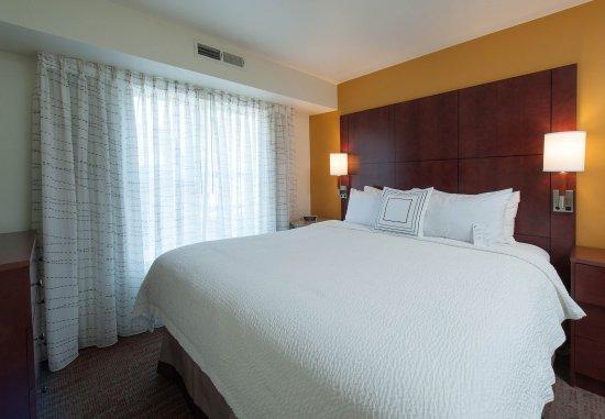 West Greenwich, Род Айленд: Suite Bedroom