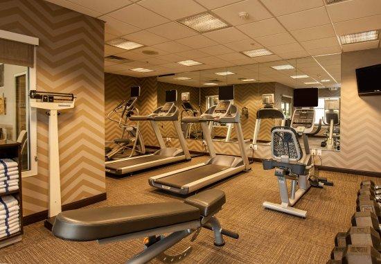 Δυτικό Γκρίνουιτς, Ρόουντ Άιλαντ: Fitness Center