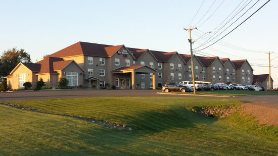 BEST WESTERN PLUS Woodstock Hotel & Conference Centre: BW PLUS Woodstock, NB clean and well maintained