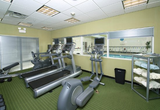 Fairfield Inn & Suites Cookeville: Fitness Center
