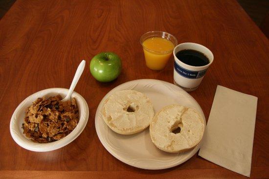 Bellevue, NE: Breakfast