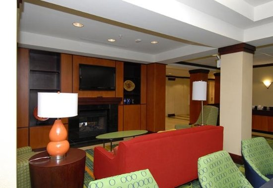 Bedford, Pensilvania: Lobby Sitting Area
