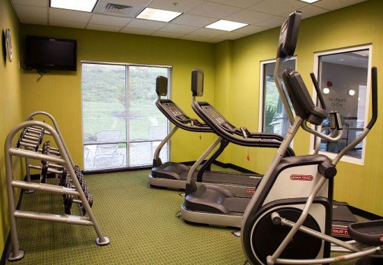 Bedford, Pensilvania: Fitness Center